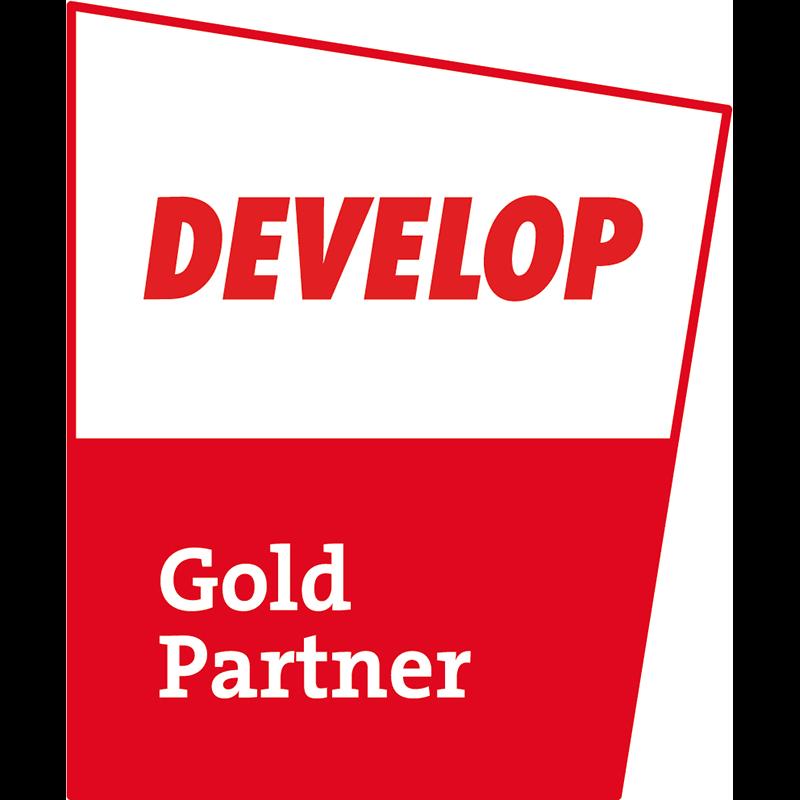 DEVELOP Gold Partner
